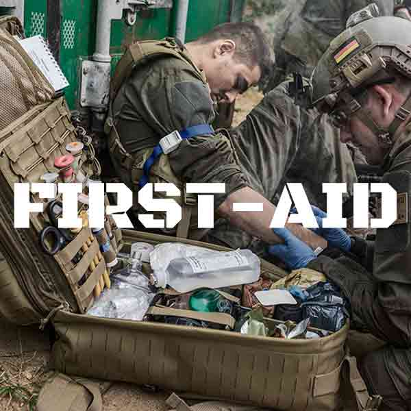 Reconbrothers - First Aid Image