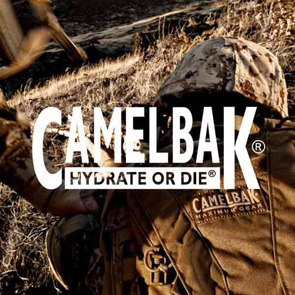 Reconbrothers - camelbak brand image