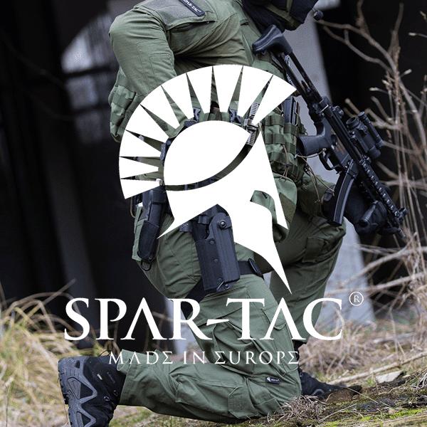 SparTac - Brand Image