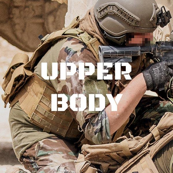 SparTac - Upper Body Image