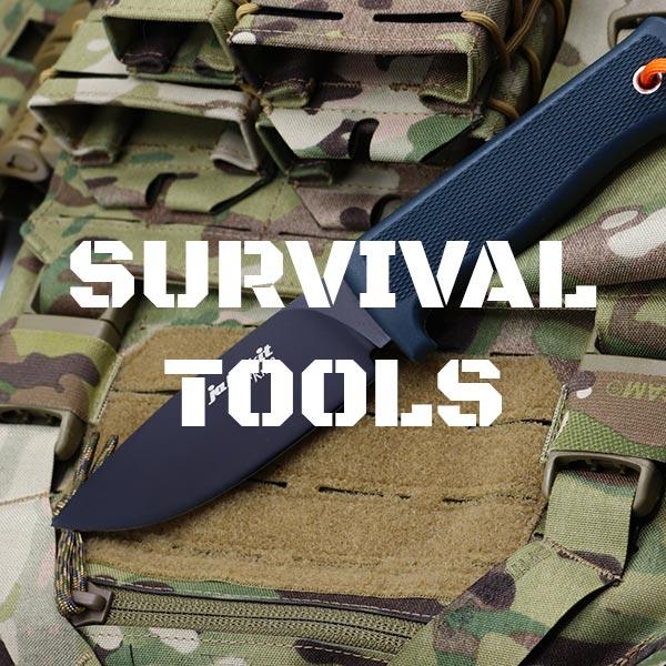 Survival Tools - Jaktkit
