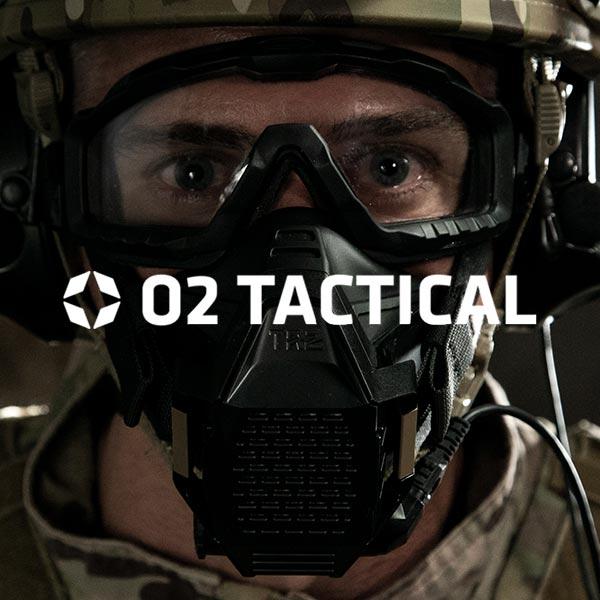 O2 Tactical - Brand Photo